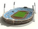 Муниципальное бюджетное образовательное учреждение дополнительного образования детей Дворец спорта для детей и юношества г.Аркадака - иконка «стадион» в Аркадаке